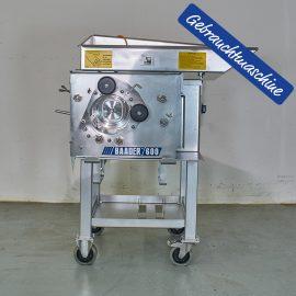 Entsehnungsmaschine Baader B600