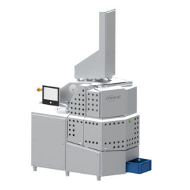 Gewichtsgenaues Fleisch-Portioniersystem V-Cut 240