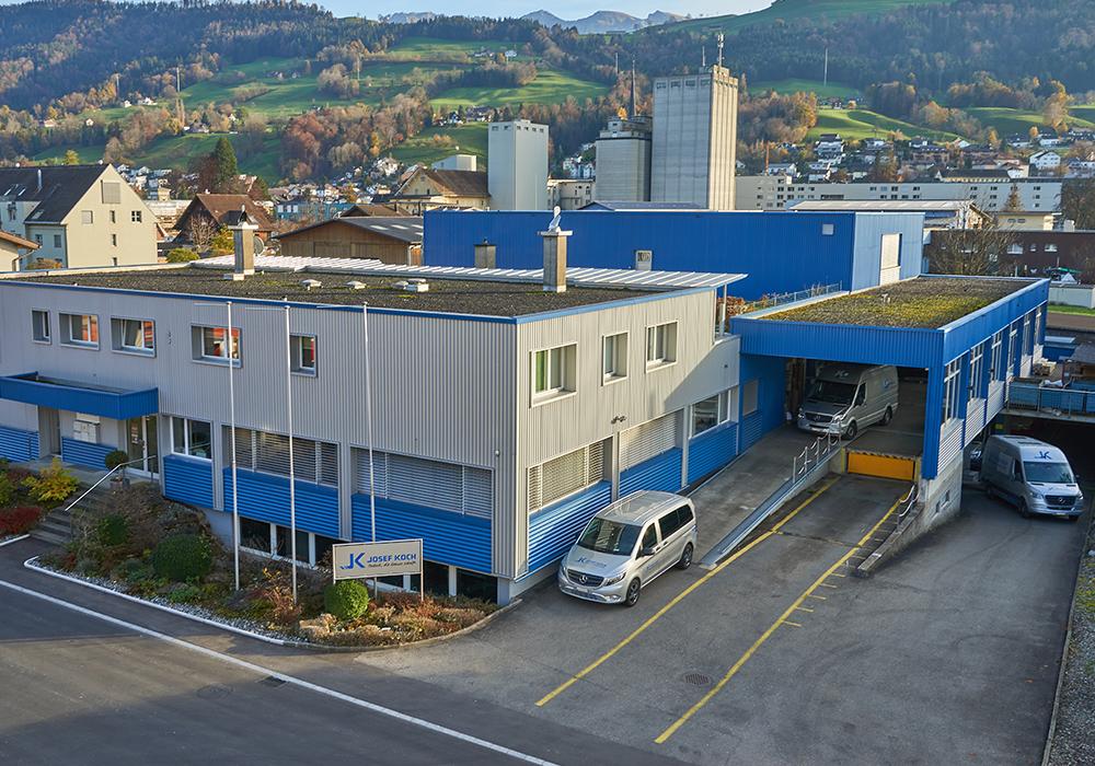Gebäude Josef Koch AG